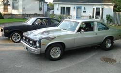1976 Chevy Nova SS Clone 355ci/350hp Auto 4000 Stall 373 Posi  Lots of Chrome In Storage Till April $11,500 obo