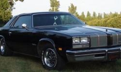For sale or trade   1976  Olds Cutlass Brougham 108,000 miles 350 Rocket ( runs excellent ) Red interior ( excellent condition ) Never winter driven Open to serious offers or trades. Tire kickers need not inquire. 4400.00 OBO or trade for 80's or early to