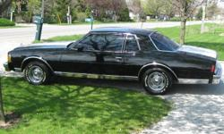 1977 chevy caprice for sale, excellent condition stored in the winter and only driven on sunny days. Owned this car since 1980, car runs and drives great, makes 400HP. Too many parts to list. Owned by a mechanic. $15000 invested, asking $7400 OBO. Any