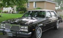 PLEASE NOTE:  Car has 92000 miles, not kms.   This 1977 Oldsmobile Regency was bought brand new by my father-in-law, which much later my wife inherited.  It's now come time to sell it.  The car runs nice, and interior is all original and in perfect