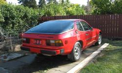 I am selling my project cars. I have two porsche sports cars that requires an engine swap. (one has a rebuilt engine) This is an easy restoration  project that I do not have time for. Will consider trades on a camper, motorcycle,motorhome or what have