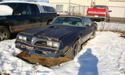 Great restoration project!! 400 Blue block, automatic transmission. $1,000 obo. Call 345-2404 ask for Gary or view at 890 Alloy Place (beside Gear Up For Outdoors).