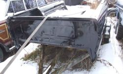 1979 Ford pick up box .Complete new outer skins , brand new tail gate. Painted black by Holiday Ford