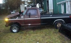 comes with all parts , only two rust spots,