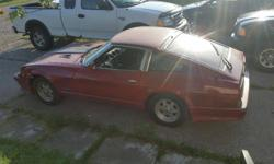 Make Datsun Model 280Z Year 1980 Colour Red kms 197000 Trans Manual 2.8L Straight 6 Comes with lots of spare parts including a spare motor with a turbo. 5-speed standard 197000+kms (odometer broken driven seldom in the last 5years) Currently on the road,