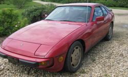 1980 Porsche 924 No rust Properly maintained All service records available OPEN TO REASONABLE OFFERS