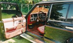 Body redone in 1997 and is in mint condition, inside interior is also mint condition 2.5Lt  has been rebuilt in 2005 and has approximately 12,000 km. The transmision and transfer case also.  And lots of extra parts. I had it apprasied at $10,500. 00 last