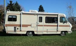 Like Camping? But don't liek the inconvience of tented? I have a moto home camper for sale.  Sleeps 6 comfortably.  Has a fridge, stove, air conditioning and full bathroom.