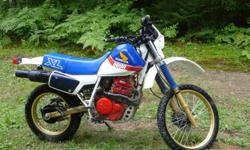 Excellent dual purpose XR650L motorcycle, great for trail riding.  Never beaten on, always taken really good care of and never had any problems with it. Bike is in excellent condition, runs like new.  Low hours don?t have time to ride it, $1800.00 OBO