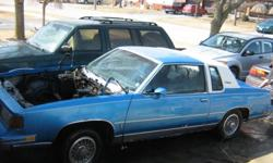 im sellin my baby for 5000 obo it has a rebuilt 305 high performance cam,crank,lifters,headers its not running only cause the motor was put in and never started also has a 2800 stall converter great project car to be finished. thanks no low ballers