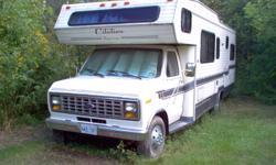 Ford Econoline - Citation Supreme - Good Engine To view call: 519-344-2282 Sarnia Ontario