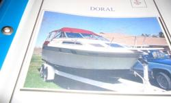Nice pleasure or fishing boat & Trailer Selling now because of health reason Make an offer