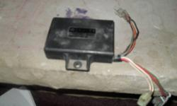 1988 yamaha ecu 100,powervalve  controller 100,regulator 40,have a box of parts .sold tank,seat,speedo stay ,clip on,have plastic not mint but needs work plus shipping