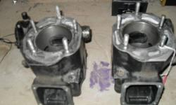 1988 yamaha rz 350 cylinders 63 thousand will have to be bored. $ 350,head 125,plus shipping