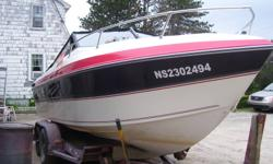 1989 Thompson cutty cruiser, every thing new last year on 260hp motor, new manifolds, risers, new wirering, new carberator, starter, altenator, power stering pump. Lower unit 3yrs old, Mercury, boat is as good as it looks and runs good. Used daily in