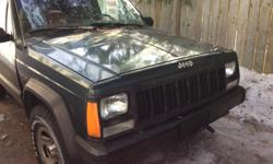 Parting out 3 jeep Cherokees, all two doors, all grey interiors, all inline 6 cylinders engines, in Constance Bay, pick up only , more you buy, cheaper parts get, better to package, 613-293-8111 leave message thanks,