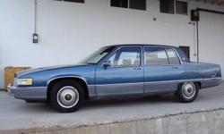 1990 CADILLIAC FLEETWOOD V8 4.5L      Nice, Clean Condition ? V8 4.5L ? Automatic ? Power Steering ? Power Windows ? Power Seats ? Power Brakes ? AM/FM Radio ? Cassette Stereo ? Vinyl Roof ? Cruise Tilt Wheel ? Power Trunk ? New Tires ? Rare Rear-Vanity