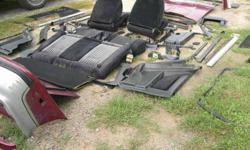 1990 Cavalier Z24 Exterior Parts   Fiberglass Hood, excellent condition, small stone chips $50.00 Trunk, excellent condition.  No rust or rot in all the common areas $50.00   SOLD  -  Front bumper cover, Rear bumper cover, Side skirts and mounting rails,