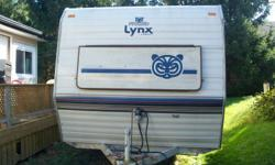 """1990 Prowler Lynx 24"""". Very Clean, Lots of Storage space, Everything is in excellent working conditoin and has been well taken care of. New awing, tires and water pump last year. The fridge has been replaced with an electric one. Was hardly used this"""