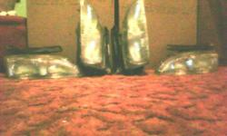 I have for sale 2 - 1997 Chevrolet Cavalier Headlight Assemblies for Sale   They fit the years of 1994-2002 Cavalier Sedan or Coupe   -No Cracks/Chips -There is 2 Sets for Sale   Asking $30/set   If interested please call (705) 933-4461   Thanks for