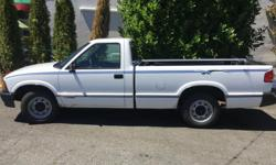 Make Chevrolet Colour Silver Trans Manual kms 180000 Come to VI Auto's change of ownership blow-out sale at 480 Esquimalt Road on now until July 31st! 1994 Chevy S10 Pickup Truck | $2,988+ Doc + Tax 180,000 km, manual 5-speed transmission, shifts
