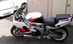 1994 Honda CBR      900rr  Fireblade     Selling my fireblade for $3000. obo...I am willing to trade for a relieable car with reasonable klms. Bike runs well, new tires,chain and spockets this year. New stator last year.   Fast bike, lots of power, great