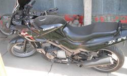 1995 Kawasaki Sport Ninja 500