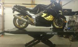 This motorcycle has been totally and professonally restored from the ground up from 2006 - 2011.  $9,000.00 invested.  The only reason for selling is because I upgraded to a newer motorcycle.  There is no other ZX11 around like this one.  Must be seen.