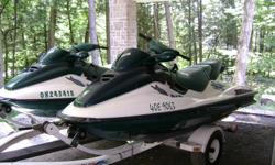 I am looking to buy a 1996 or 1997 Seadoo GTX. Will pay fair seaonal value. The better the machine the better the price. No trailer required if an option. Let me know what you have with pics, hours, repairs required and any history.
