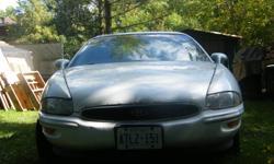 I have hood, headlight assembles, front park lights. Rear tail lights,side marker lights. Four wheel weel moldings