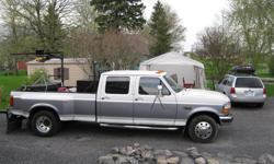Make Ford Colour TWO TONE WHITE/GREY Trans Automatic kms 217000 Very nice and well maintained truck. This truck is very clean and never been smoked in. I am the second owner and all maintenance for this truck has been done.E-test was already done and past