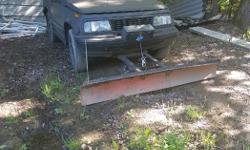 Make Suzuki Model Sidekick Year 1996 Colour Black kms 138000 Trans Automatic Great bush buggy, used to plow my drivway and play in the bush. Needs brakes and quick exhaust weld that I know of for safety.