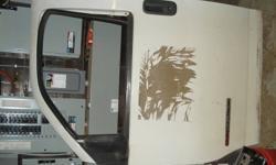 1996 to 2002 GMC Savana parts Passenger Door $100.00 Driver Door $100.00 Hood $25.00 Side Door Left $100.00 Side Door Right $100.00 Rad $75.00 Steering Column $50.00 Brake Booster $25.00 Starter $25.00 Automatic Transmission Unknown KM $100.00