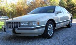 Make Cadillac Model Seville Year 1997 Colour beige kms 165000 Trans Automatic 1997 Cadillac Seville, body is in great condition. $2500.00 or best offer 705-254-6204