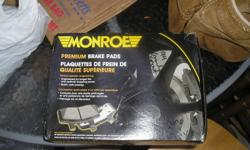 1999 Grand Prix  Monroe Brake Pads & Euro Rotors will fit other years also. $75.00   Few Calipers for 1980 to 1988 Monte Carlo, Grad Prix, Olds Cutlass. $50.00 for the lot   Brand New Timing Chain for a 305  GM $20.00   Bosh Premium Alternator Built for