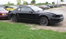 NEED PARTS OFF THIS CAR ??   DO NOT EMAIL US,WE WILL NOT REPLY !!   CALL GLENCOE AUTO RECYCLERS INC   TOLL FREE 1-877-287-2204   THIS CAR HAS LOW KMS,ENGINE AND TRANSMISSION ARE EXCELLENT ! BODY IS CLEAN !   DELIVERY AVAILABLE