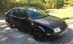 Make Volkswagen Model Jetta Year 1999 Trans Manual kms 270000 I'm selling my 1999 VW Jetta 5 speed, it's the GL model I believe, 270k. It's got its fair share of quirks and dents but it's never left me stranded and gets about 550-600km on a $45 tank.