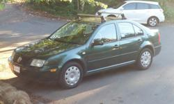 Make Volkswagen Colour Green Trans Automatic kms 160000 My loss is you gain sort of story here... Bought this car a year ago with 135,000kms, and went about turning it into a University student's car to last years, but now I need a truck! Here is what has