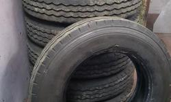 4 only - !9.5 8R Michelin tires. Low miles.