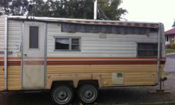 I have for sale a trailer in great shape. It sleeps six. Everything works...hot water, sinks, toilet and bath/shower, lights, furnace, fridge/freezer, stove and oven.  The trailer comes with a propane tank and a battery.  Just hook up and your ready to