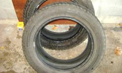 Two Pirreli Scropion Zero tires. 255/55R19. used since summer of 2010. 60% thread. perfect for lease returns. asking $80 obo for or $40 each Firm.
