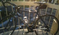 Fezzari Road Bike. Size: 56 - 58 cm 5'6 - 5'9 Shifters: Model: Fezzarri, Catania Shimano 105 Shifters, Dual ControlCarbon fork, seatpostUltegra derailleurHardly used!