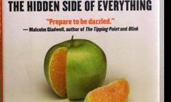 FreakonomicsA Rogue Economist Explores the Hiden Side of EverythingBy: Steven D. Levitt, Stephen J. DubnerISBN: 0 06 073132 X