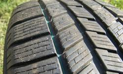 SINGLE TIRE PIRELLI ICE AND SNOW WINTER TIRE 235 60R 18 $50 TAKES IT ONLY 1 TIRE AVAILABLE 705-252-2979 2 BLOCKS OFF THE 400 IN BARRIE