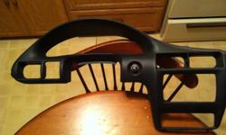 2000-2005 Chevy Cavalier Dash Trim Piece For Sale:  I am selling a dash Trim piece from  a 2003 cavalier , this will fit any cavalier from 2000-2005 , it is in great condition and the color is grey it also comes with the lighter if you are interested