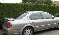Make Nissan Model Maxima Year 2000 Colour Silver Trans Automatic 2000 Nissan Maxima; good body, no dents or rust; good for parts $375
