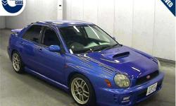 Make Subaru Model Impreza WRX STi Year 2000 Colour Blue kms 87300 Trans Manual Price: $12,890 Stock Number: 995 Interior Colour: Blue Fuel: Gasoline Low Mileage/Kilometres: 87,300km Warranty coverage applies anywhere in Canada in any of 2,500 repair
