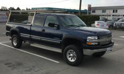Make Chevrolet Model Silverado 2500HD Trans Manual kms 212000 Great truck brakes and alignment done last year lots of tread on tires. 5 spd , ac , new stereo and speakers all alpine 4x4 price obo The bad : gas gauge has always been intermittent Rack not