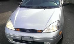 Make Ford Colour Silver Trans Manual kms 196729 2001 Ford Focus ZX3 4cyl 5speed hatchback, sporty driving car with new tires, lot of cargo space in the hatchback, great on gas and in great condition inside and out-Clearance Sale $ 2964 Call or email the