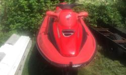 Seadoo works does not get to full speed in water blogs down get full compression and run great out of water been told it is likely a wire I don't have time to chad wire issues has the following New fuel pump New battery new computer new spark plugs Comes